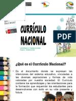 Curriculo Nacional (Resumen)