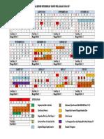 10. Kalender Pendidikan 2016-2017