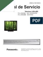 Panasonic Tc l19c30x Sm