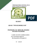 "ADA#9 ""MODELOS DE OSI"""