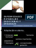 Enfermedades Metabolicas y Endocrinas