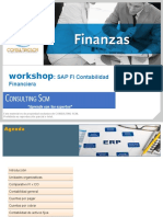 Workshop - SAP FI Contabilidad Financiera