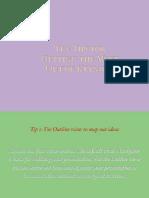 Ten Tips Keynote