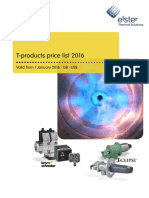T- Productos Krom 2016