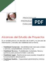 Proceso de Preparacion y Evaluacion
