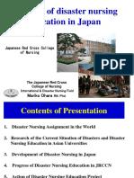 Curriculum Disaster- Bu Ohara, UNAIR 310815