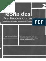 Teoria Das Mediações Culturais