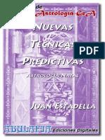 Nuevas Tecnicas Predictivas Juan Estadella