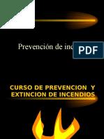 Curso de Prevencion de Incendios