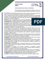 1° - 02 - III BIM - EL LAICO EN EL CORRER DE LA HISTORIA DE LA SALVACIÓN