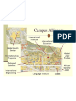 Campus Partners Map