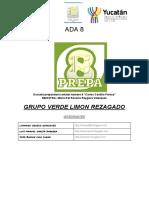 ADA 3 - Documentos de Google