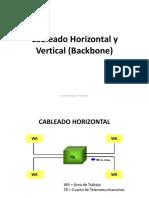 06 - Cableado Horizontal y Vertical - SCE