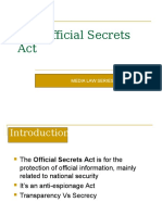 The Official Secrets Act.ppt