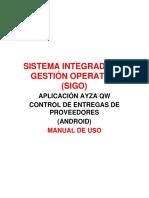 Manual_Operacion_AYZA_QW - Sigo - Sietema Integrado de Gestion Operativo
