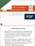 Economia Monetaria -Macroeconomia