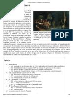 Caída de Robespierre - Wikipedia, La Enciclopedia Libre