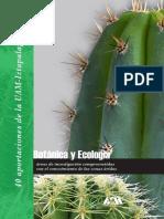 Botánica y Ecología