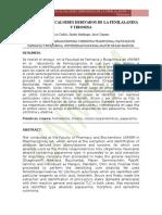 Alcaloides derivados de la fenilalanina y tirosina