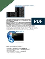 Listado de Comandos Para Ejecutar de Forma Rápida en Windows 7