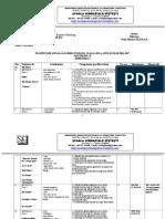 Planificare - Clasa III 2016-2017