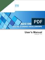 GA1000 Series User Manual v1