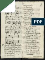 partitura española