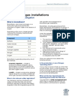 Biogas Info Sheet
