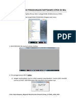 Petunjuk Teknis Penggunaan Software Jcpds 32 Bits