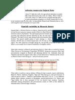 Bharuch g.w. Data Collection Info