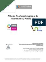 Atlas de Riesgo Tecamachalco