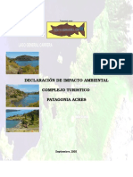DIA Complejo Turistico Patagonia Acres