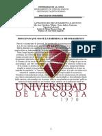 Flujograma, Proceso de Reclutamiento & Anuncio