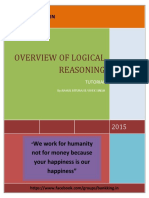 2015-09!08!094330 Overview of Logical Reasoning