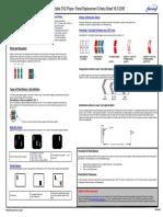 PLASMA LCD Panel Replacement Criteria Sheet V6.0 2009 GB