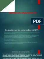 Analgésicos, Antipiréticos, - Copia