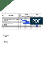 Schedule Proyek