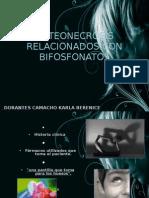 Final Osteonecrosis dos Con Bifosfonatos