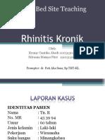 BST Rhinitis Kronik