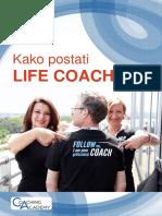 Kako Postati Life Coach