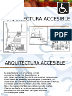 ARQUITECTURA ACCESIBLE 01