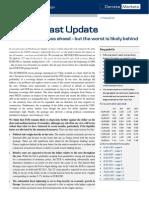 FX Forecast Update Danske Markets 170510