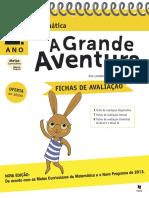 2ano Matematica Grande Aventura- Coelho 2016
