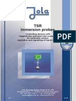 Immersion Probes TSR