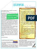 boletin 11 Reflexión - INFORME HAITI - NOTICIAS VENEZUELA - JULIO 2007