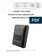 T322 Terminal Firmware Upgrade Guide V1.0