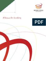 ROMA2020 Applicant File