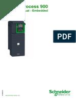 Altivar Process 900 Ethernet Manual en NHA80940 01