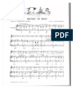 The Music in May - Ivor Novello