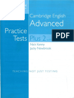 Cambridge English Advanced Practice Tests.2.1kenny n Newbrook j